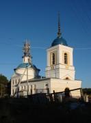 Церковь Спаса Преображения - Папинская - Коношский район - Архангельская область