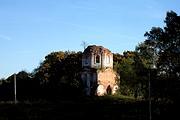 Церковь Троицы Живоначальной - Погост Слауй (Славуй) - Великолукский район - Псковская область