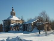 Церковь Воскресения Христова - Ямское - Котласский район, г.г. Котлас, Коряжма - Архангельская область