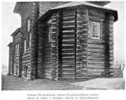 Церковь Николая Чудотворца - Шеломя - Красноборский район - Архангельская область