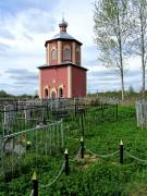 Церковь Троицы Живоначальной - Озерец - Торопецкий район - Тверская область