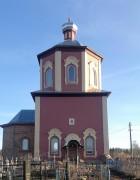 Озерец. Троицы Живоначальной, церковь
