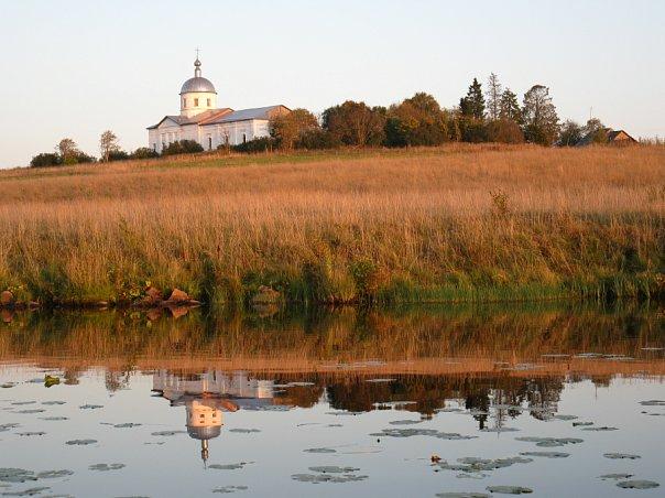 Церковь Василия Великого, Чёрное