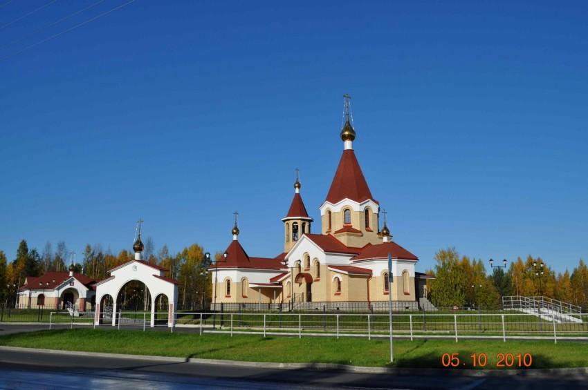 Церковь Пантелеимона Целителя на Древлянке, Петрозаводск