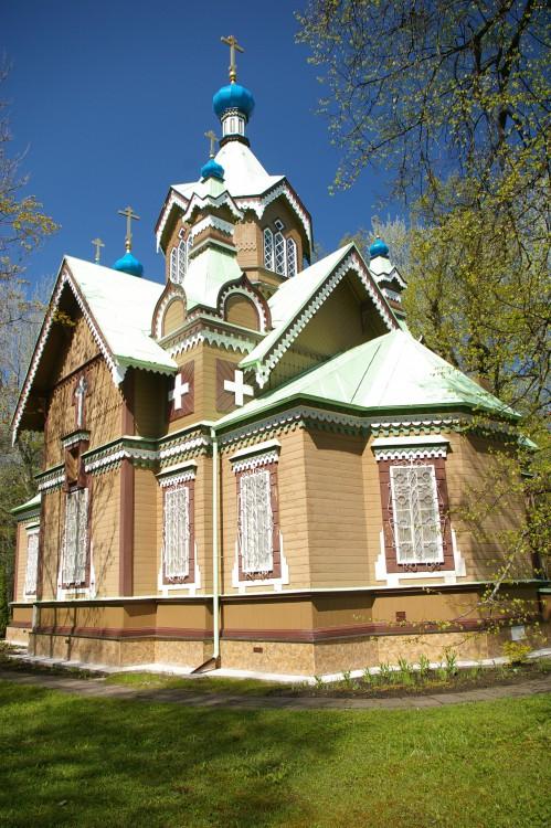 Церковь Петра и Павла, Юрмала