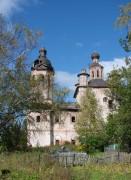 Церковь Воздвижения Креста Господня - Воздвиженье - Сокольский район - Вологодская область