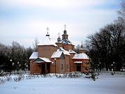 Церковь Илии Пророка - Верхососна - Красногвардейский район - Белгородская область