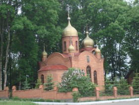 Храм георгия победоносца г лермонтов