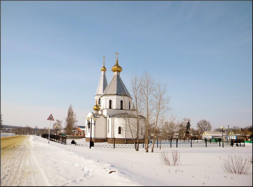 Церковь Михаила Архангела, Колотиловка