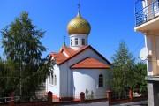 Ессентукская. Троицы Живоначальной, церковь