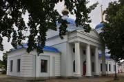 Тулиновка. Успения Пресвятой Богородицы, церковь
