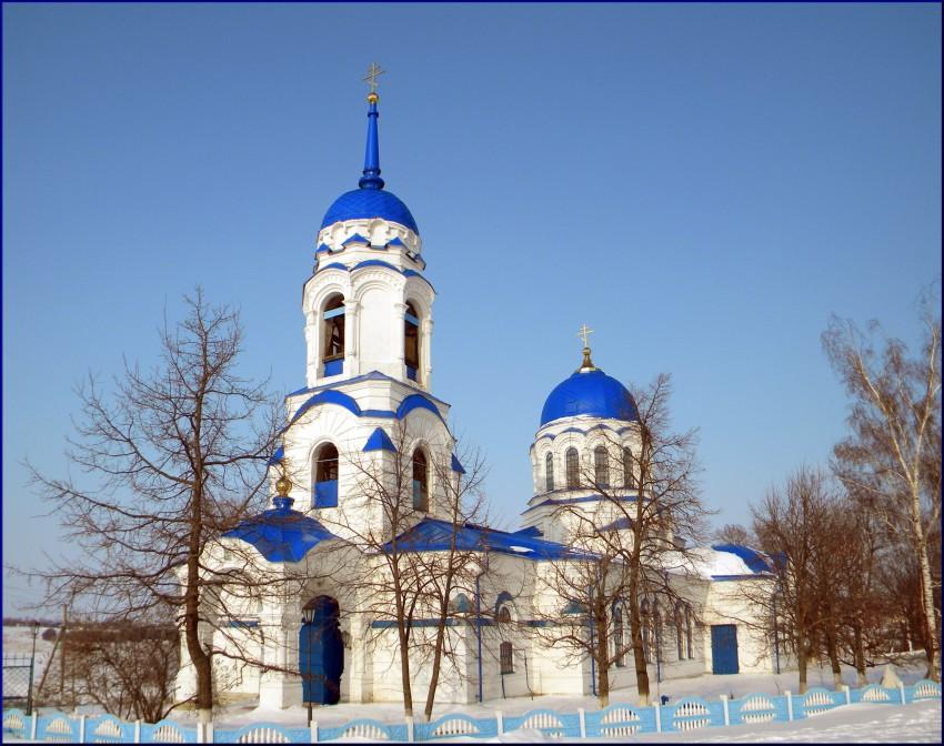 уколово белгородской области карта