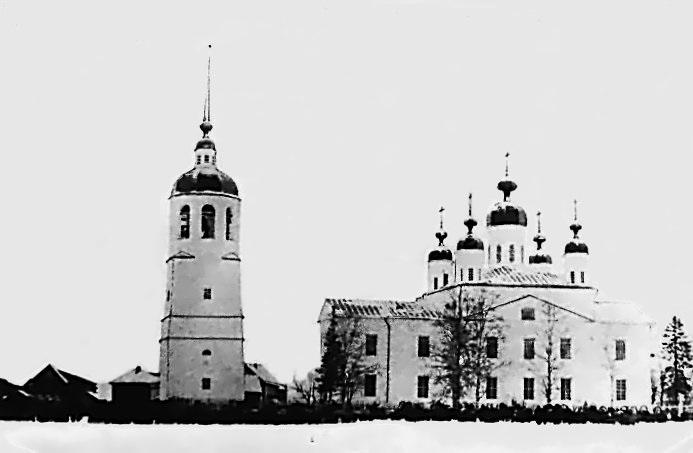 Церковь Вознесения Господня, Вознесенье