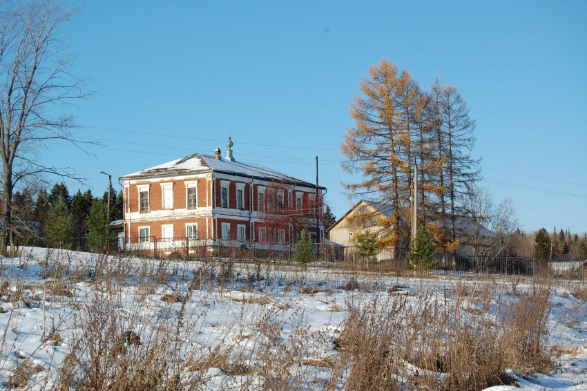 Никольский женский монастырь, Николаевский