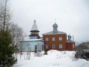 Церковь Александра Невского - Усть-Качка - Пермский район и г. Звёздный - Пермский край