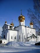 Богоявленский мужской монастырь - Верхняя Курья - г. Пермь - Пермский край