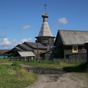 Церковь Николая Чудотворца - Конецдворье - Приморский район - Архангельская область