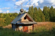 Часовня Алексия, человека Божия - Куртяево, урочище - Приморский район и г. Новодвинск - Архангельская область