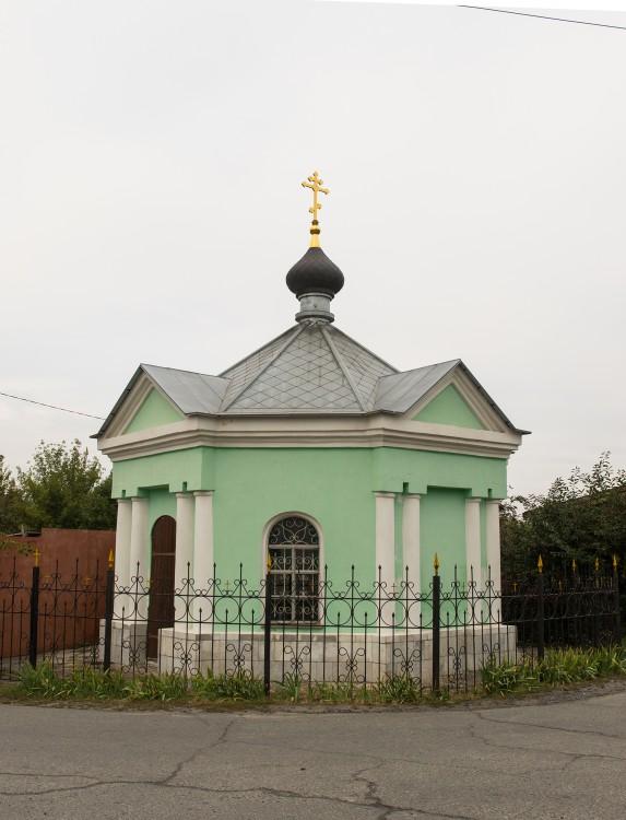 Часовня Казанской иконы Божией Матери, Старый Оскол