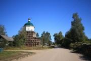 Церковь Воскресения Христова - Козловская (Борки) - Вельский район - Архангельская область