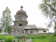 Церковь Илии Пророка - Ростовское (Возгрецовская) - Вельский район - Архангельская область