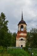 Ростовское (Возгрецовская). Вознесения Господня, церковь