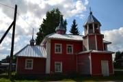 Церковь Георгия Победоносца - Долматово - Вельский район - Архангельская область
