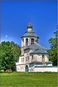 Свято-Духов монастырь. Церковь Воздвижения креста Господня - Путивль - Путивльский район - Украина, Сумская область