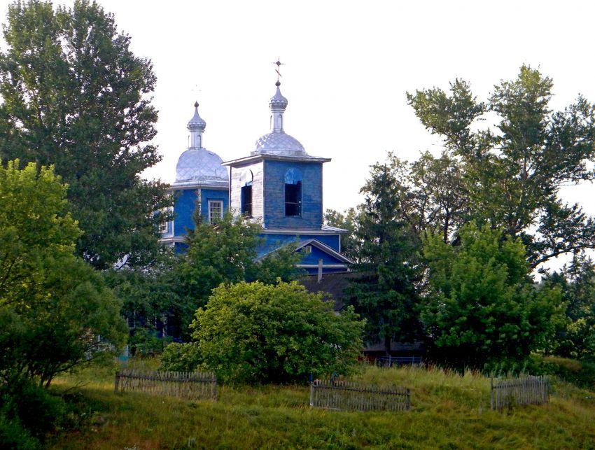 Церковь Георгия Победоносца, Козино