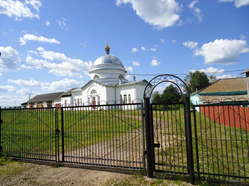 Церковь Вознесения Господня, Троельга