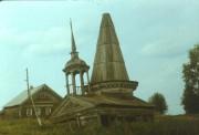 Часовня Воздвижения Креста Господня - Савинская (Акуловская) - Каргопольский район - Архангельская область