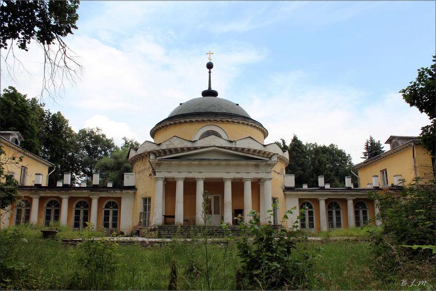 Церковь Димитрия Ростовского-Суханово-Ленинский район-Московская область
