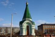 Канск. Георгия Победоносца при УВД г.Канска, часовня