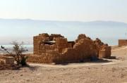 Иудейская пустыня, урочище Масада. Лавра Марда (Мардас)