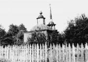 Часовня Николая Чудотворца - Кони - Княжпогостский район - Республика Коми