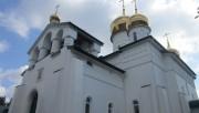 Верхняя Курья. Богоявленский мужской монастырь. Церковь Богоявления Господня