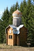 Часовня Николая Чудотворца - Занулье - Прилузский район - Республика Коми