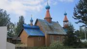 Верхняя Курья. Богоявленский мужской монастырь. Церковь иконы Божией Матери