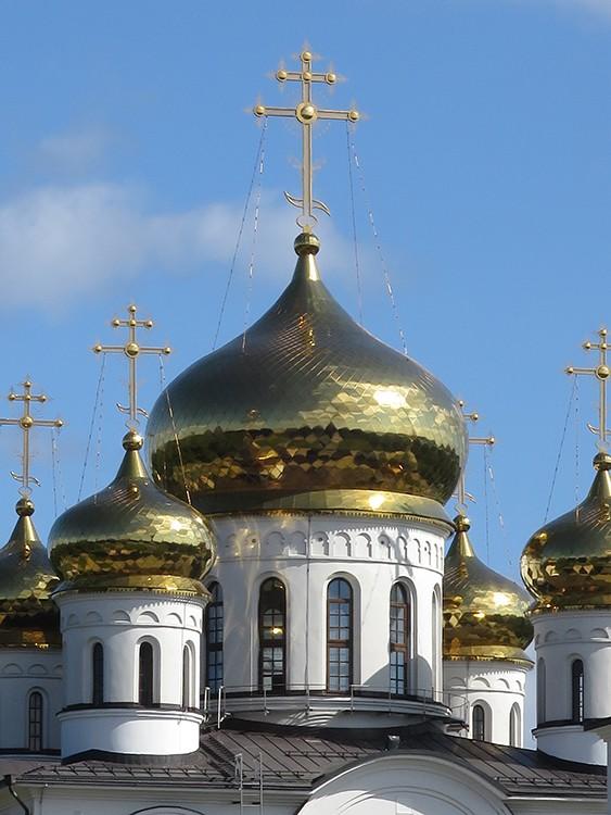 Кафедральный собор Афанасия и Феодосия Череповецких, Череповец