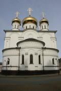Кафедральный собор Афанасия и Феодосия Череповецких - Череповец - г. Череповец - Вологодская область