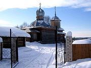Церковь Спаса Преображения - Летка - Прилузский район - Республика Коми