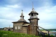 Часовня Введения во храм Пресвятой Богородицы - Средняя Отла - Княжпогостский район - Республика Коми