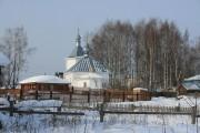 Церковь Иоанна Богослова - Корткерос - Корткеросский район - Республика Коми