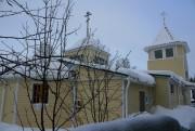 Церковь Сергия Радонежского - Верхняя Максаковка - г. Сыктывкар - Республика Коми