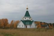 Церковь Сошествия Святого Духа - Верхний Чов - г. Сыктывкар - Республика Коми