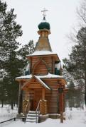 Часовня Всех Святых, в земле Коми просиявших - Печора - г. Печора - Республика Коми