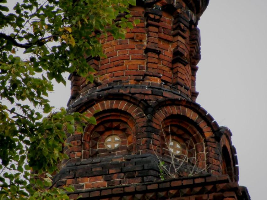 Церковь Николая Чудотворца и Александры Римской при Мариинской женской гимназии, Пермь
