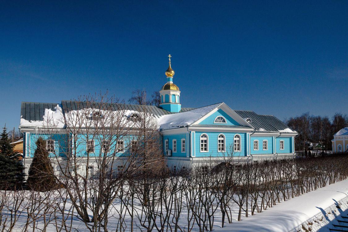 Серафимо-Дивеевский Троицкий монастырь. Церковь иконы Божией Матери