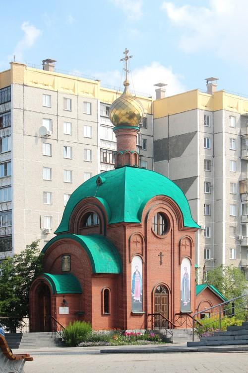 Церковь Николая Чудотворца у ДК ЧТЗ, Челябинск