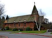 Церковь Благовещения Пресвятой Богородицы - Милуоки, Орегон - США - Прочие страны